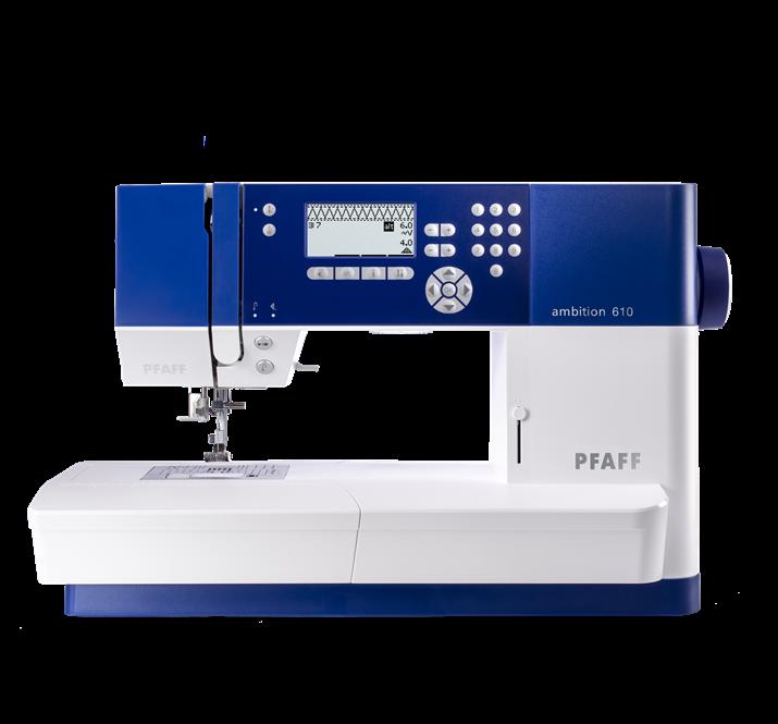 pfaff symaskine reparation