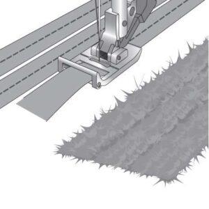 Pfaff Chenilletrykfod til IDT™-system