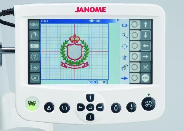JANOME MB7